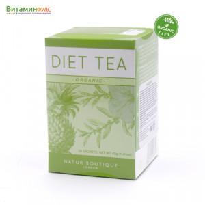 Органический чай DIET «NATUR BOUTIQUE»