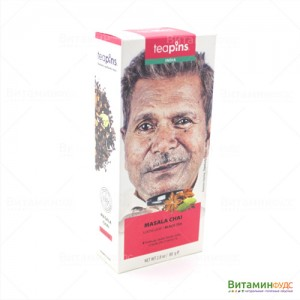 Чай Teapins India - Масала со специями 80г