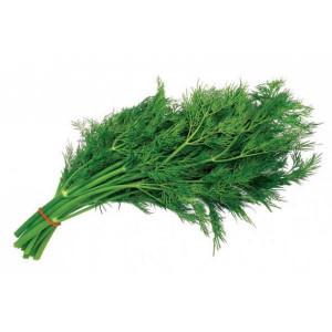 Укроп зеленый свежий 120 г.
