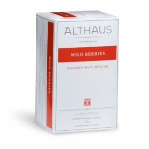 ALTHAUS Напиток чайный Уайлд Бэрриз 20х2,50 гр