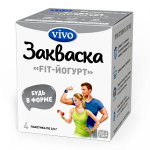 Закваска Fit-Йогурт Vivo