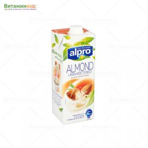 Alpro Напиток миндальный без сахара 1л
