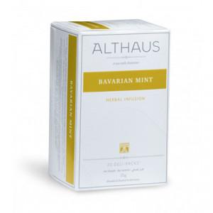 ALTHAUS Напиток чайный Баварская мята 20х1,75 гр