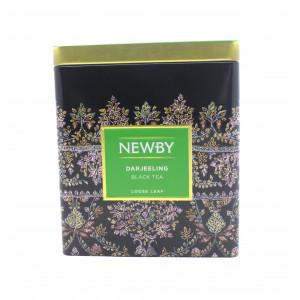 Чай NEWBY черный Darjeeling 125 г