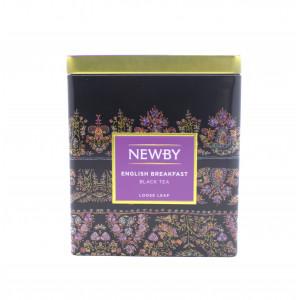 Чай NEWBY черный Английский завтрак 125 г