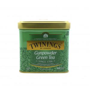 Чай Twinings зеленый листовой Ганпаудер 100 г