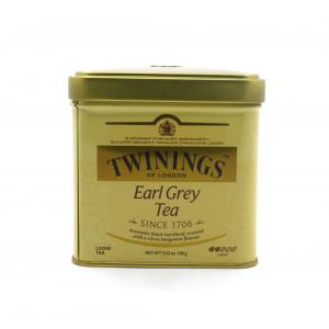 Чай Twinings черный листовой Эрл Грей 100 г