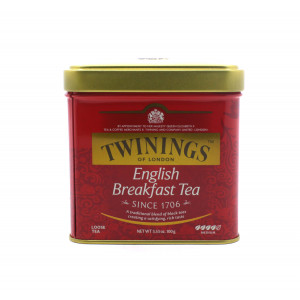 Чай Twinings черный листовой Английский завтрак 100 г