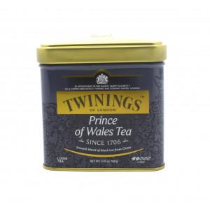 Чай Twinings черный листовой Принц Уэльский 100 г