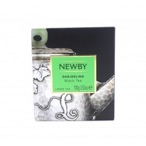 Чай NEWBY черный Darjeeling 100 г