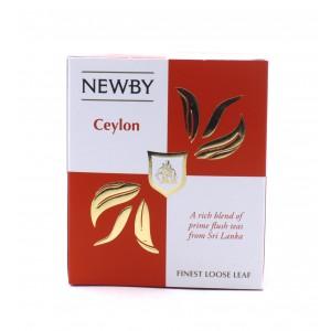 Чай NEWBY черный Цейлон 100 г