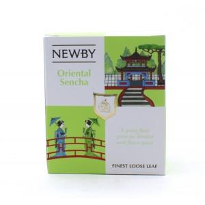 Чай NEWBY зеленый Восточная сенча 100 г