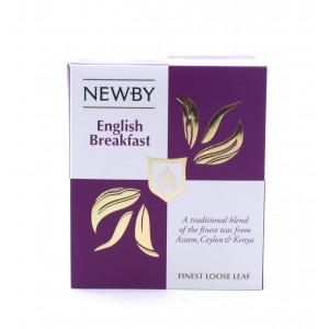 Чай NEWBY черный Английский завтрак 100 г