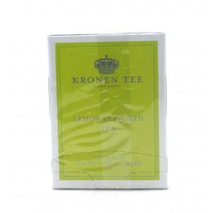 Чай KRONEN черный Лимон, 15 пакетиков 30 г