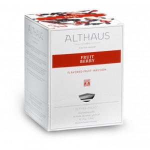 ALTHAUS Напиток Фрут Берри пирамидки 15х2,75 гр