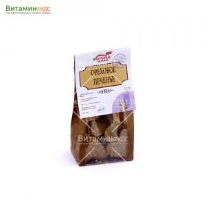 Ореховое печенье ручной работы Житница Здоровья 100% Натуральный продукт 150 г