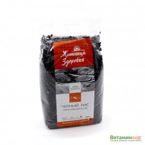 Рис черный (нешлифованный) Житница здоровья 500 г