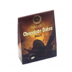 Финики с миндалем в темном шоколаде SULTAN 100 г