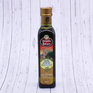 "Оливковое масло ""Serjella"" virgin, 250мл"