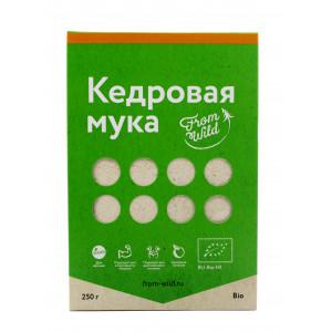 From Wild Кедровая мука 250г