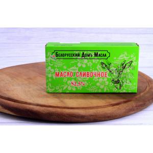 Масло сливочное 82,5% 160 гр Белорусский дом масла