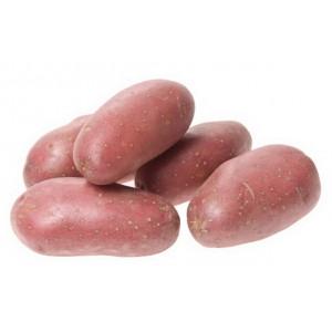 Картофель молодой красный, 1кг