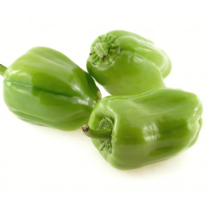 Перец болгарский зеленый, 0,4кг