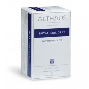 ALTHAUS Чай черный Ройал Эрл Грей 20х1,75 гр