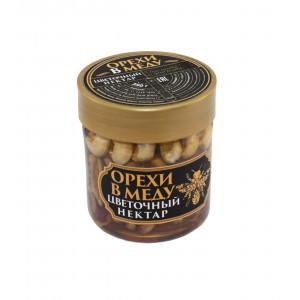 Орехи в цветочном меду