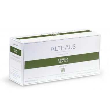 ALTHAUS Чай зеленый Сенча