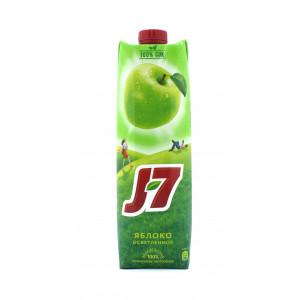 Сок J-7 Яблоко 0,97 л