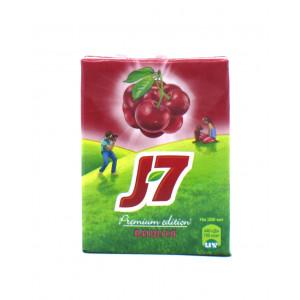 Сок J-7 Вишня 0,2 л