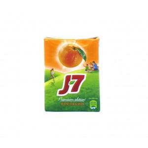 Сок J-7 Апельсин 0,2 л