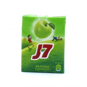 Сок J-7 Яблоко 0,2 л