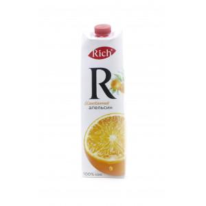 Сок Rich апельсин 1 л