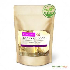 Какао масло (кусочками) 200 г