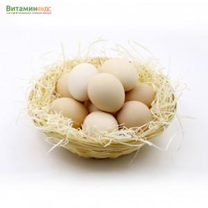 Яйца домашние 10 шт