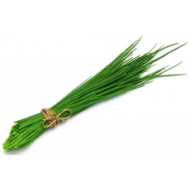 Лук зеленый без корешков (свежий) 120 г
